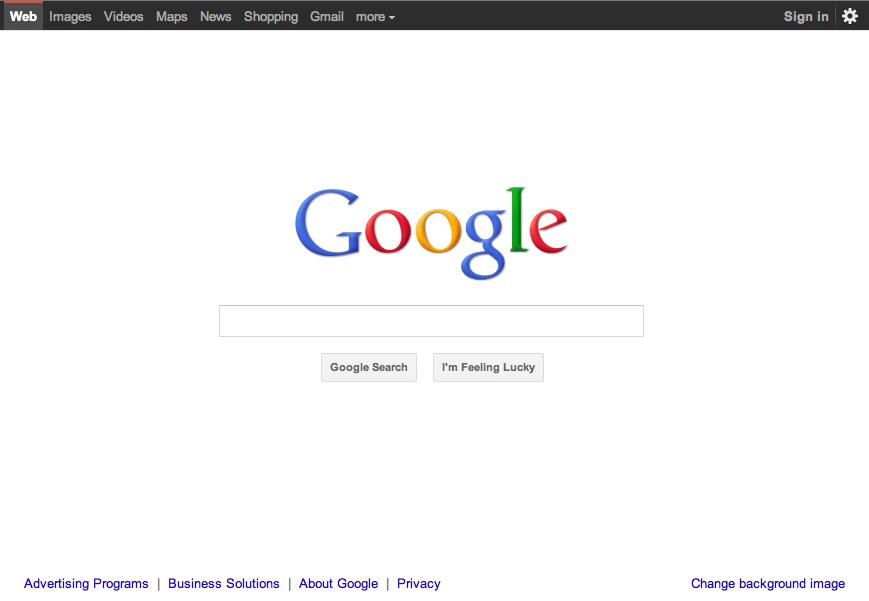 Google Ende Juni 2011