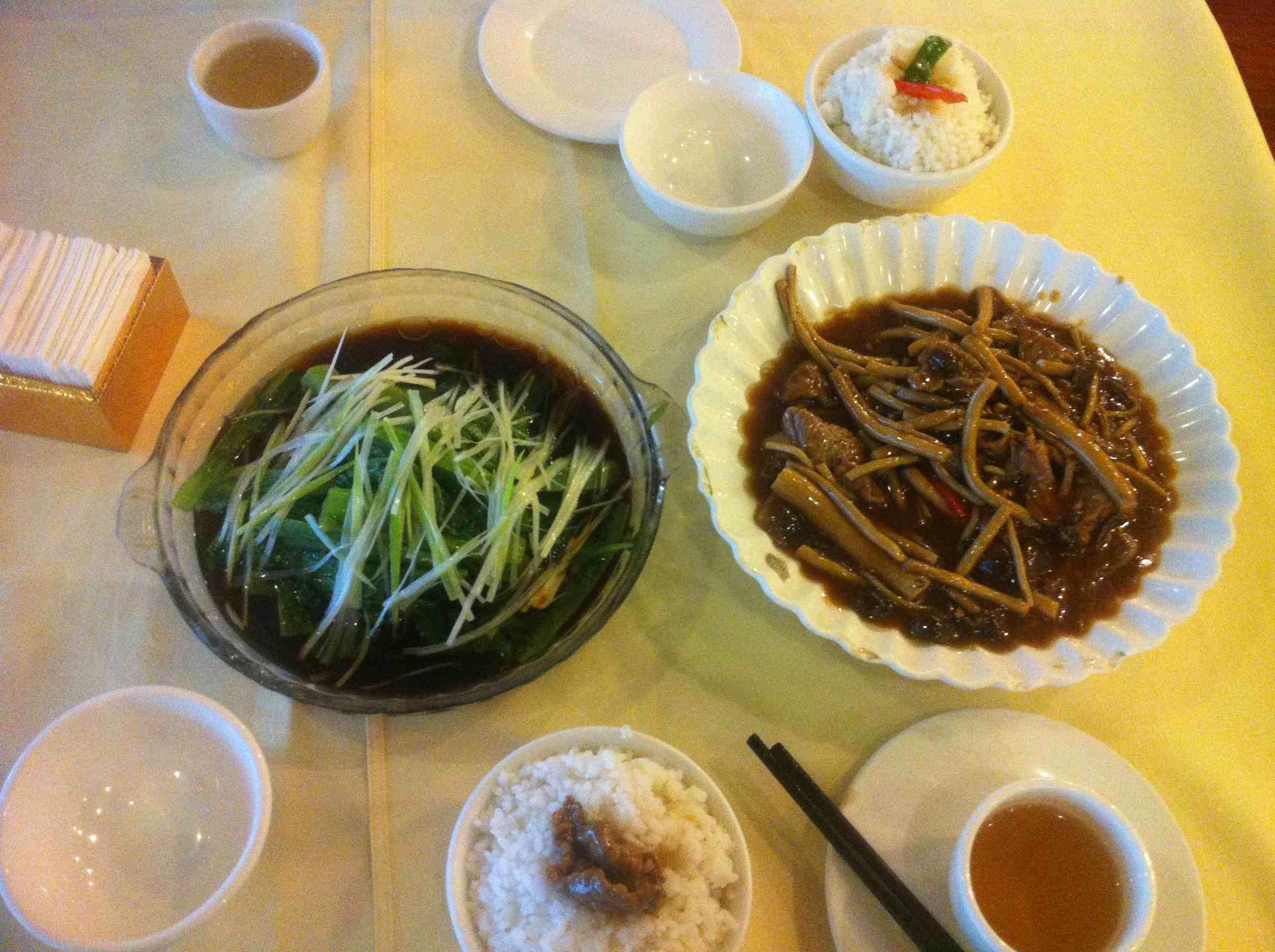 Unsere 8 Schätze - Einblicke in die Küche Westchinas